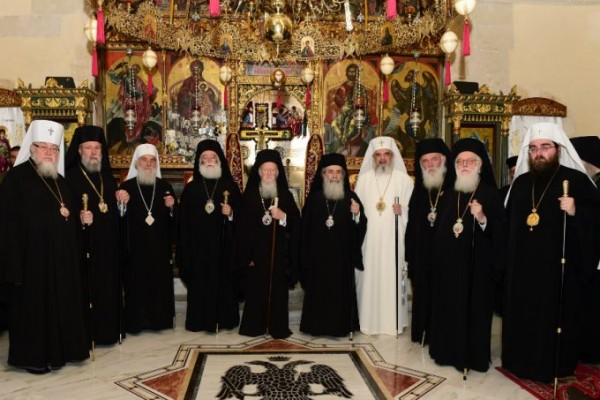U.S. Orthodox leaders have mixed but hopeful reactions to Council