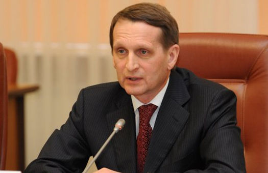 State Duma speaker calls on MPs to protect persecuted Christians in Middle East