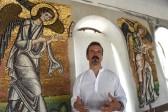 Italians restore 900-year-old mosaics at Bethlehem church