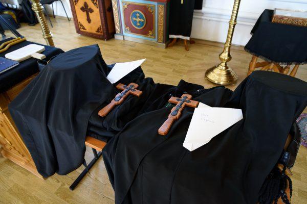 Tonsuring of Monks