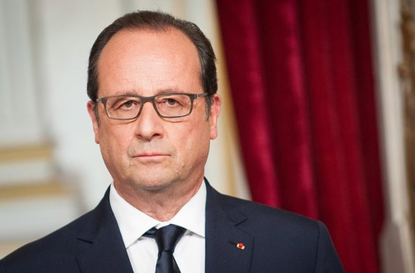 President of France Francois Hollande thanks Patriarch Kirill for his words of support over the terror action in Nice