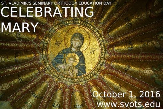 SVOTS to host Orthodox Education Day Saturday, October 1