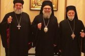 Syrian patriarchs call for a lifting of sanctions because they only affect the population