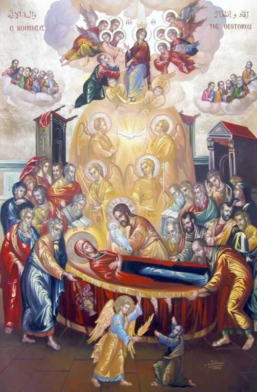 Triumph at Dormition