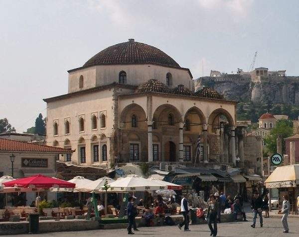 Athens allows first mosque in 180 years