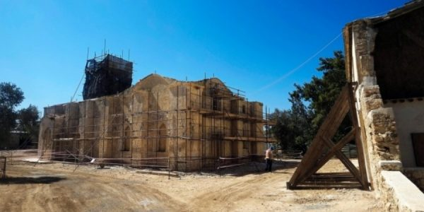 Cyprus: Together, Muslim and Orthodox Christians Start Restoring Monuments, Churches and Mosques in Act of Peace