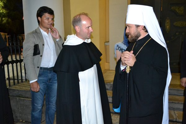 Russian Church and Vatican open summer institute for foreign Catholics in Moscow