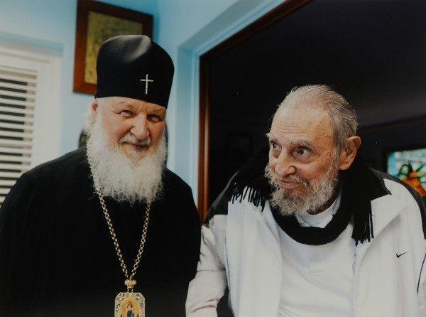 Fidel Castro wrote his name into chronicle of world history – Patriarch Kirill