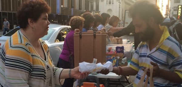 Greek Orthodox Women in the Unite States Prepare, Serve 750,000 Meals to Hungry Across the United States, Greece