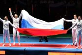 Russian Olympic athletes are in wonderful mood – the team father confessor