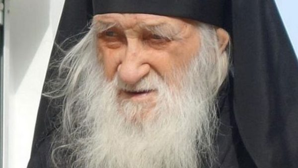 Patriarch Kirill's condolences over the death of Fr. Jeremiah (Alekhin), hegumen of the Russian Monastery on Mt Athos