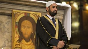 Muslims pray with Catholics over French…