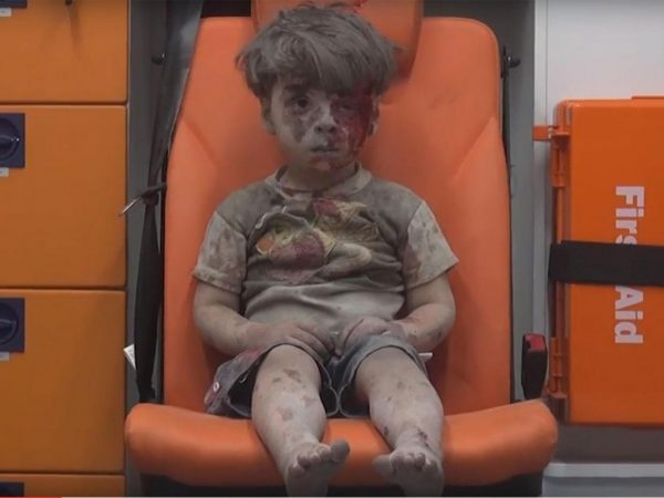 Syrian boy Omran Daqneesh's story prompts Church to urge Christians to protect children in conflict areas