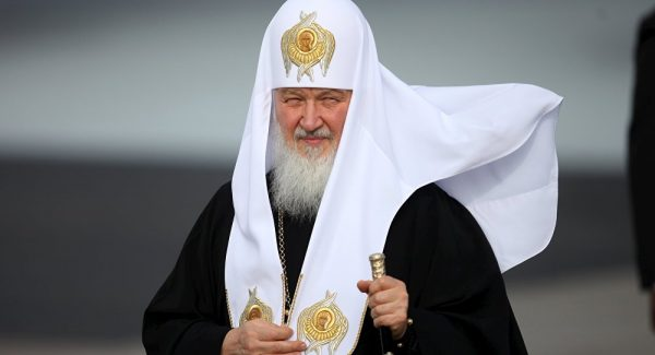 Russian Patriarch Calls on Moscow, Athens to Cherish Common Spiritual Affinity
