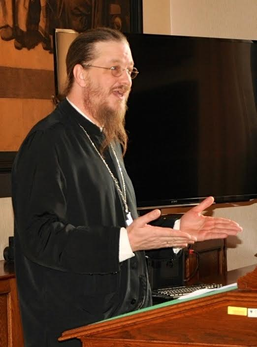 Fr. John Behr appointed to Met. Kallistos Chair of Orthodox Theology