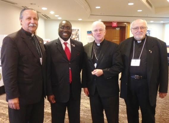 OCA represented at Veterans Affairs' conference