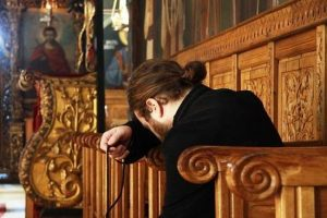 The Jesus Prayer and Desperation