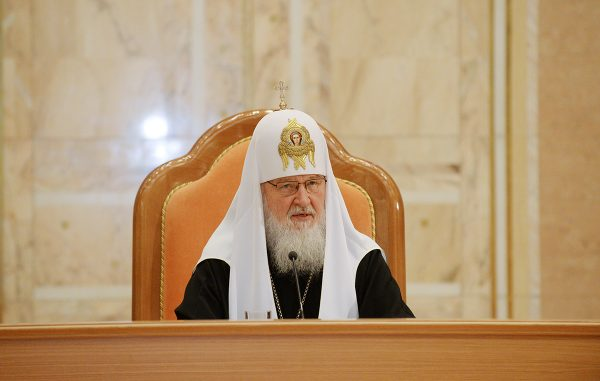 Patriarch Kirill criticizes monks for their passion for luxury