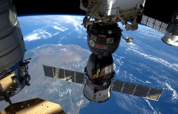 St. Seraphim relics to be conveyed to the International Space Station