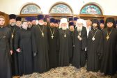 Primate of Bulgarian Orthodox Church receives pilgrims from Voronezh metropolia