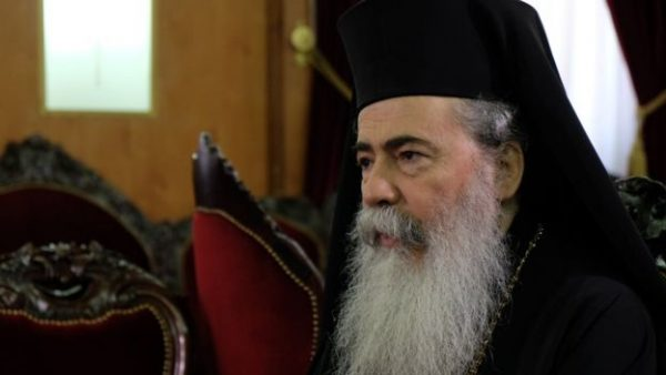 Mid-East Churches struggle, not against human forces but against the rulers of darkness