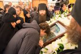 The Main Holy Icon of the Russian Church Abroad is Brought to the Kursk Metropoliate