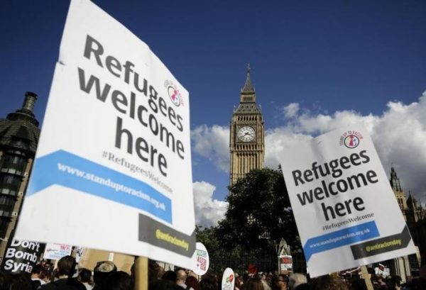 """Christian who fled from """"slow motion genocide"""" in Iraq fights U.K. deportation"""
