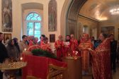 Victims of 9/11 terrorist attack commemorated at Moscow representation of the Orthodox Church in America