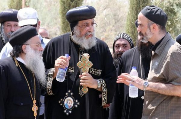 Middle East church leaders meet in Jordan to discuss unity, coexistence with Muslims