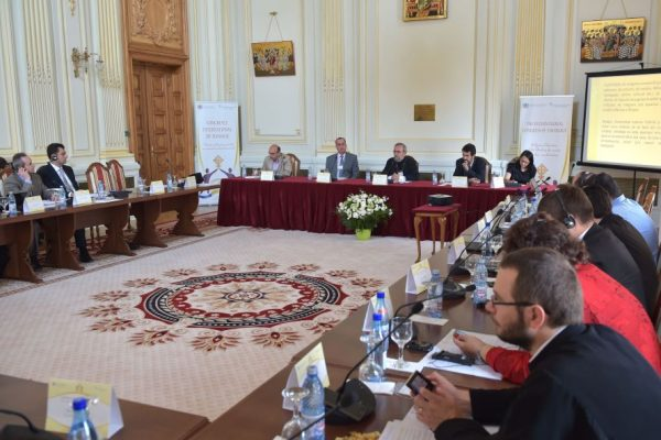 Representative of Russian Orthodox Church takes part in international theological congress in Bucharest