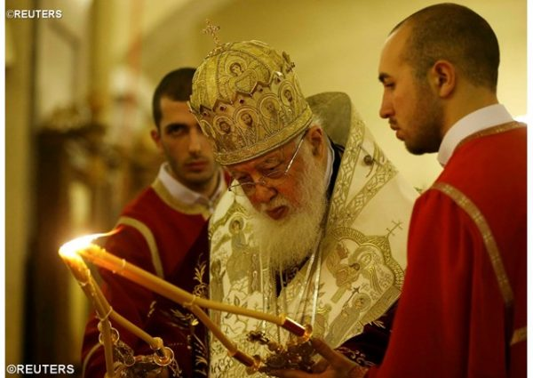 The Georgian Orthodox Church on Pope's visit