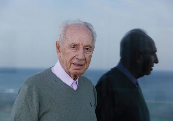 His Holiness Patriarch Kirill expresses condolences over the death of former president of Israel, Shimon Peres