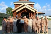 Russian chapel consecrated at a Syrian airbase