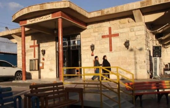 Syria: Churches accommodate Muslim refugees, as Christians succor the left behind