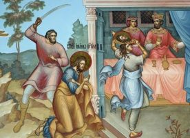 The Beheading of St. John the…