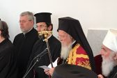 A ROC hierarch attends events marking the anniversary of the Jasenovac tragedy