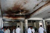 Pakistani Christian neighborhood and courts shaken by deadly twin bombings