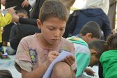 Syria: More than one million children sign appeal for peace