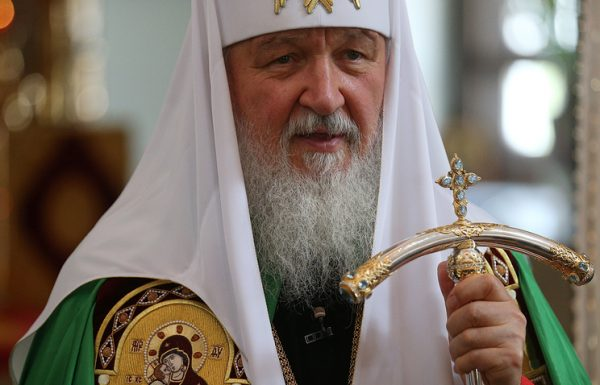 Patriarch Kirill's visit to UK to prompt British and Irish to recall their history
