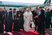 Pope Francis Holds Warm Meeting With Head of Georgia's Orthodox Church