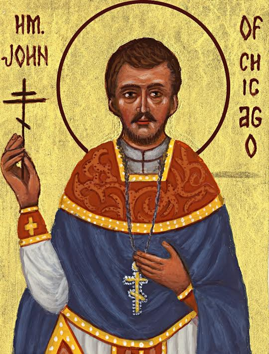Feast of St. John Kochurov to be celebrated at Chicago's historic cathedral October 29-30
