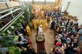 Patriarch Kirill leads ceremony at London's Russian Orthodox Church