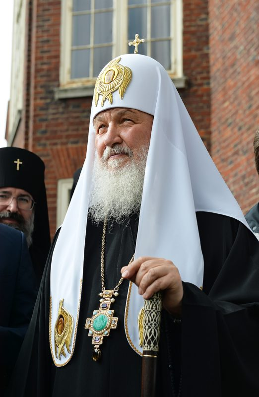 Christianity is urged to strengthen relations between Russia and Britain – Patriarch Kirill