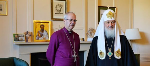What Patriarch Kirill's Visit to London Means for Russia-UK Relations