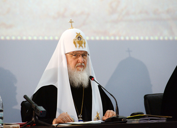 Patriarch Kirill urges not to lose head hunting for likes in social nets