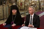 Hungarian authorities allocate funding for restoration of Russian church in Budapest