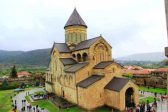 Georgian Orthodox Christians Honor Nation's Holiest City