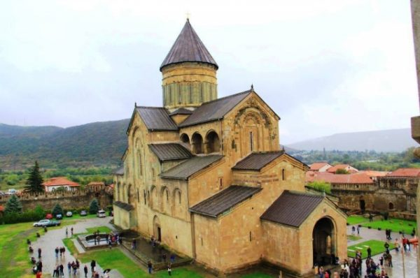 Georgian Orthodox Christians Honor Nation's Holiest City
