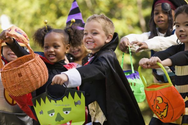 Halloween and the Orthodox Family