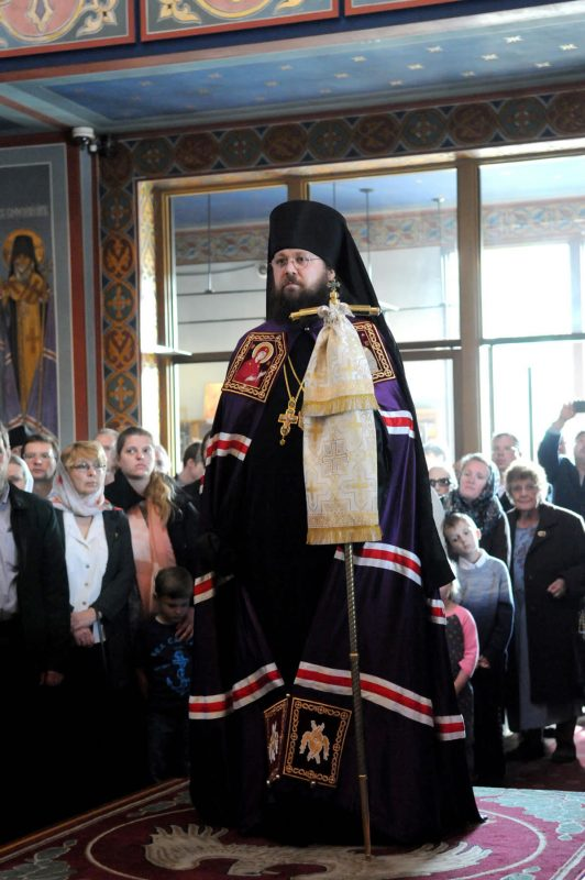 Archimandrite Irenaeus (Steenberg) consecrated as bishop of Sacramento